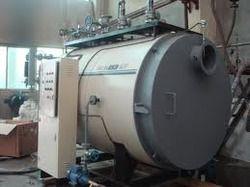 Gas Fried Boiler