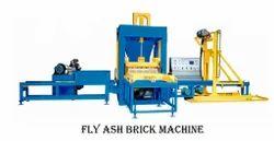 Flyash Brick Machine