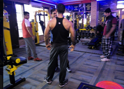 Body garage fitness club and fitness centre service provider the