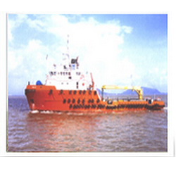 Halul 37 Offshore Vessel, | Bharati Shipyard Limited in Andheri