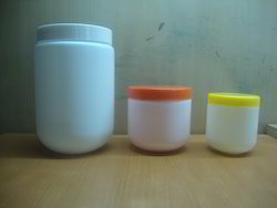 Round Wide Mouth Bottles