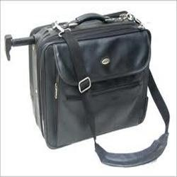Leather Trekking Bag