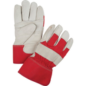 Canadian Colored Grain Leather Gloves
