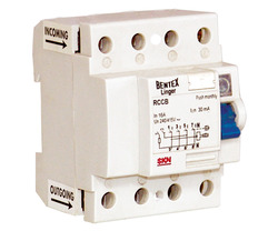 Residual Current Circuit Breaker Rccb Suppliers Traders