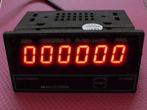 Electronic Counter, इलेक्ट्रॉनिक काउंटर, इलेक्ट्रॉनिक गणनाफलक - Bharathi  Electronics, Coimbatore   ID: 4884623333