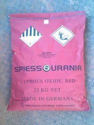 Cuprous Oxide Red 99.9%, Grade Standard: Technical Grade, Packaging Type: 25 Kg Bag
