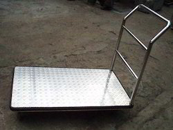Stainless Steel Load Transfer Trolley
