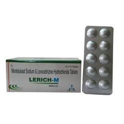Montelukast Sodium with Levocetrizine