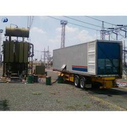 Oil Transformer Regeneration Plant
