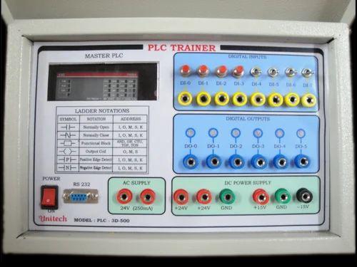 PLC Trainer Manufacturer from Bengaluru