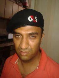 Military Security Beret Cap