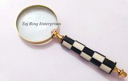 Chess Style Handle Magnifying