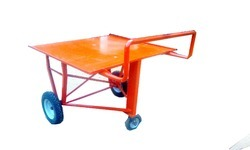 Brick Loading Trolley
