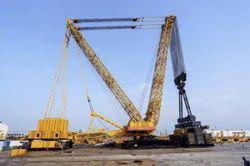 Crawler Crane Operating Corporate Training