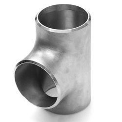 Equal Tee Butt Weld Fittings