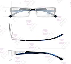 SP010 Metal Optical Frames