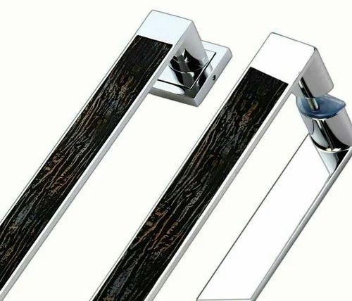 Glass Door Pull Handle At Rs 210 Piece Door Handle Nandini