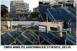 SWHS 4000LPD. Haryana Guest House, Delhi