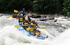 White Water Rafting Tour
