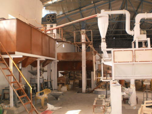 Flour Mill Automatic Wheat Flour Mill Manufacturer From Kolkata