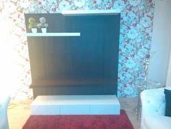 Wooden Plasma TV Table