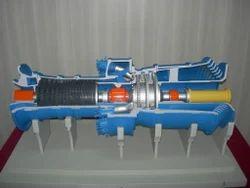 Turbine Cross Section Model