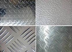 Aluminium Chequered Sheets