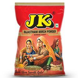 Red JK Masale Rajasthani Mirchi Powder, 100g