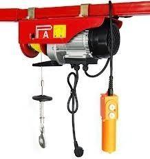 Single phase hoist at rs 13500 piece mini electric hoist id single phase hoist swarovskicordoba Images