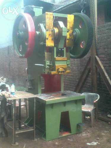 100 Ton Power Press Capacity Upto 100 Ton Rs 550000 Piece R K Machine Tools India Id 9451743033
