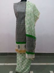 Chanderi Printed Suits