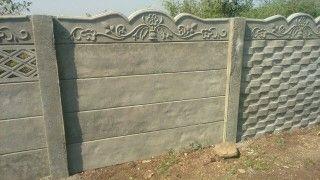 Fiber Wall Tile Mould Boundary Wall Tile Mould Design