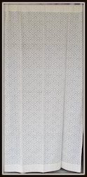 Cotton Cut Work Curtain