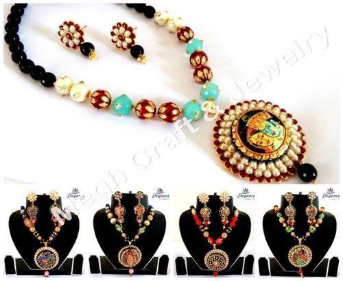 46590fcb97c4b5 Tenjor Art Handmade Fashion Jewelry at Rs 2330 /piece | हाथ से ...
