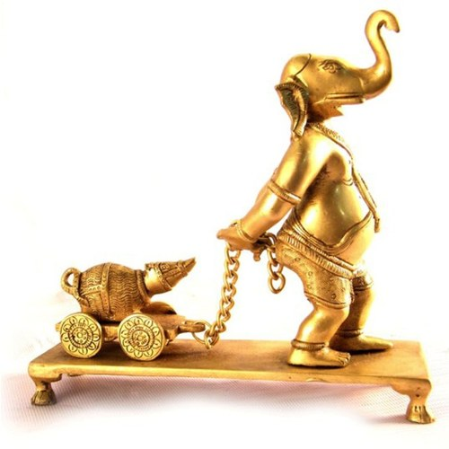Exporter Of Iron Crafts Brass Handicrafts By Market Source India