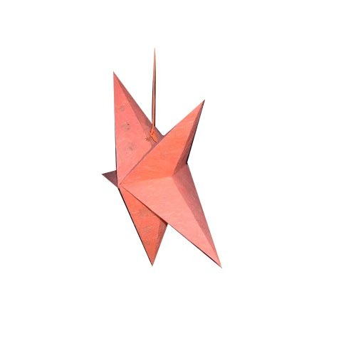 Paper star lamp shades at rs 25 pieces sitapur industrial area paper star lamp shades aloadofball Gallery
