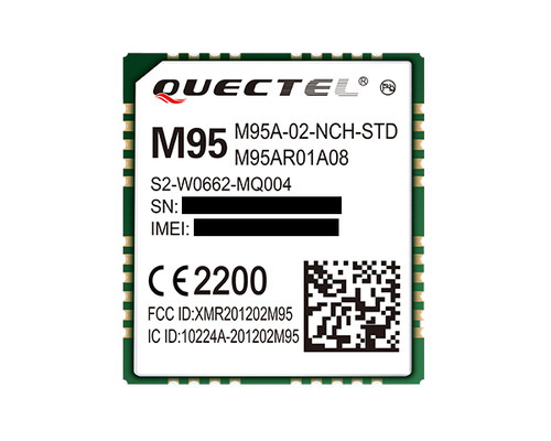 Quectel M95, Router, Cables & Networking Devices | Brown Grey