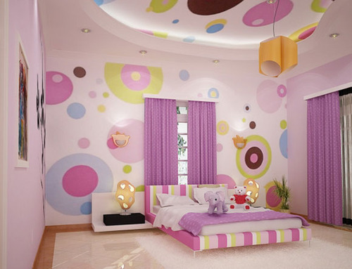 Kids Room Wallpapers Part 38