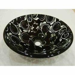 Glass Vanity Bowl