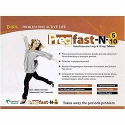 Norethisterone 5 Mg & 10 Mg Tablets
