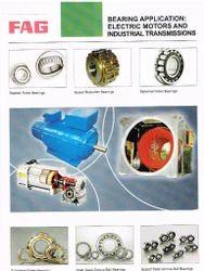 Fag Bearing Application Electric Motors