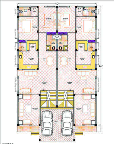 House Map Planing Service In Sudama Nagar Indore Id