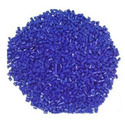 HDPE Drum Blue Granules Natural Colors
