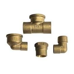 Brass Alloys Forged Fittings