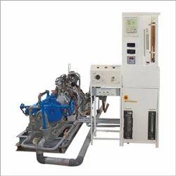 Engine Test Setup 3 Cylinder 4 Stroke Petrol