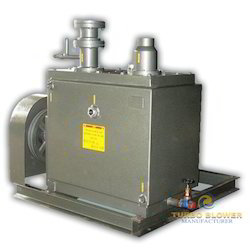 Turbo Blower Cast Iron Oil Seal Vacuum Pump, 1-10 Hp, Automation Grade: Semi-Automatic