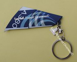 Airbus Wing Key Chain