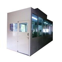 Sound Proof Safety Cabin