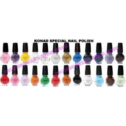 Konad Nail Polishes - Office Party Nail Art Services Service Provider from Hyderabad