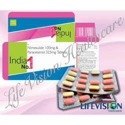 Nimesulide Paracetamol Tablets